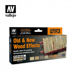 Vallejo   Old & New Wood...