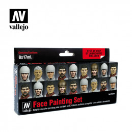 Vallejo   Face Painting