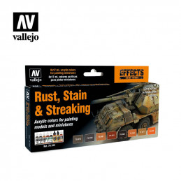 Vallejo  Rust, Stain &...