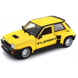 Burago   1/24  Renault 5 Turbo