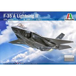 Italeri   1/72    F-35A...