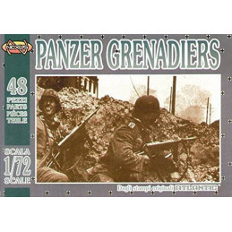 Nexus  1/72  Panzer Grenadiers