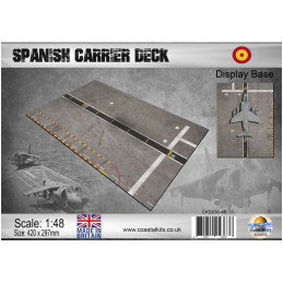 Coastal Kits  1/48  Spanish...