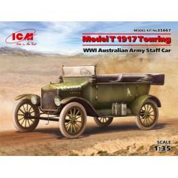 ICM   1/35  Model T 1917...