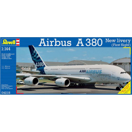 Revell  1/144  Airbus A380...