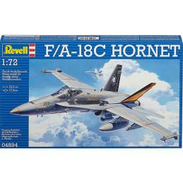 Revell   1/72   F/A-18C Hornet