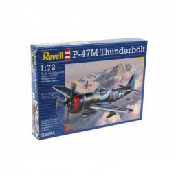 Revell  1/72  P-47M...