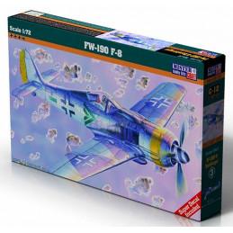 Mister Craft   1/72  FW-190...