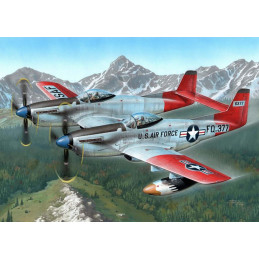 Special Hobby  1/72  F-82H...