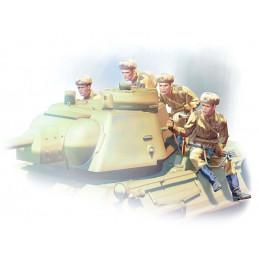 ICM  1/35  Soviet Tank...