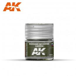 AK Interactive  Russian Modern Green