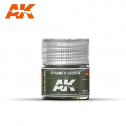 AK Interactive  Spanish Green