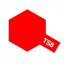 Tamiya  Spray Italian red -...