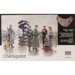 Master Box  1/35  Checkpoint