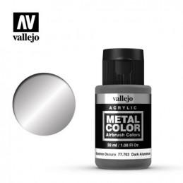 Vallejo  Aluminio Oscuro