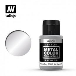 Vallejo  Aluminio Mate