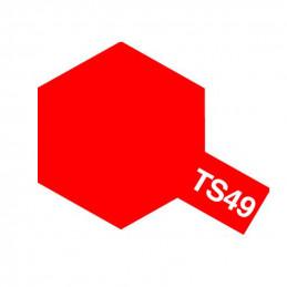 Tamiya  Spray Bright red -...