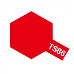 Tamiya  Spray Pure red -...