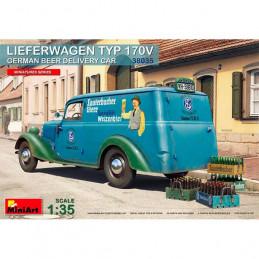 MiniArt  1/35   German Beer...