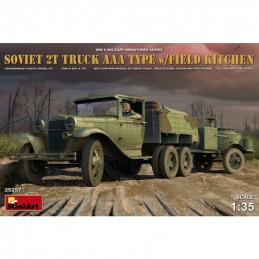 MiniArt  1/35  Soviet AAA...