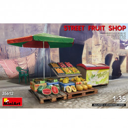MiniArt  1/35  Street Fruit...
