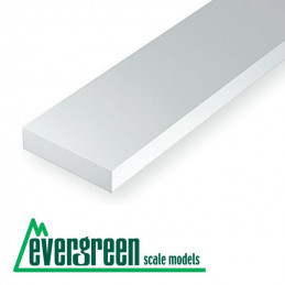 Evergreen Tiras 1,00x2,00x350mm 10uds