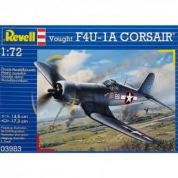 Revell 1/72  Vought F4U-1A...