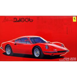 Fujimi     1/24    Ferrari...