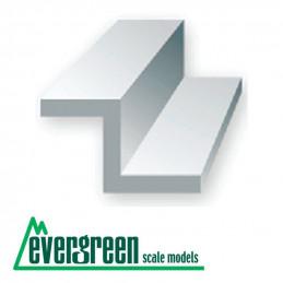Evergreen Perfiles Escala 1:220 3,1mm 3u