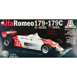 Italeri   1/12   Alfa Romeo...