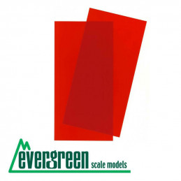 Evergreen Hoja color Rojo...