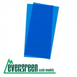 Evergreen Hoja color Azul...