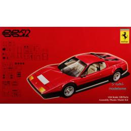 Fujimi  1/24    Ferrari 512...
