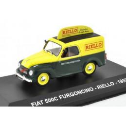 Die Cast 1/43  Fiat 500C...