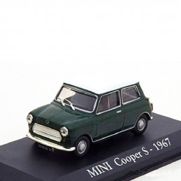 Die Cast  1/43  Mini Cooper...