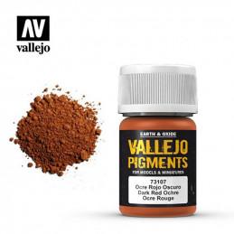 Vallejo Pigments  Ocre Rojo...