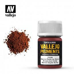 Vallejo  Pigments  Marrón...