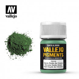 Vallejo Pigments  Verde...