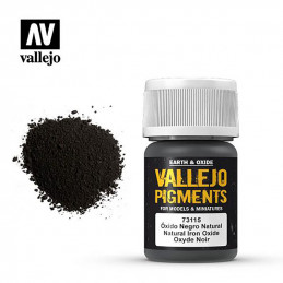 Vallejo  Pigments  Óxido...