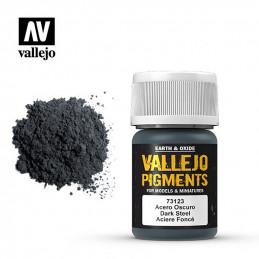Vallejo Pigments  Acero Oscuro
