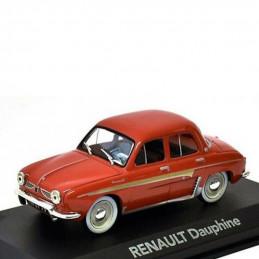 Die Cast  1/43  Renault Dauphine