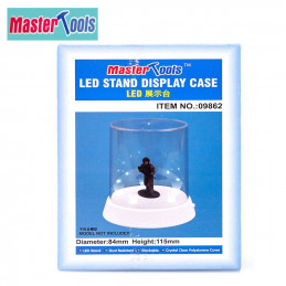 Master Tools   Urna con Led...