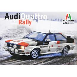 Italeri   1/24   Audi...