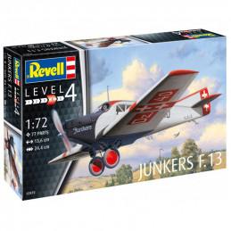 Revell  1/72   Junkers F.13