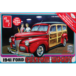 AMT   1/25    1941 Ford...