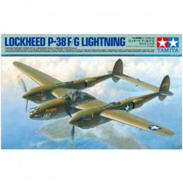 Tamiya  1/48  Lockheed P-38...