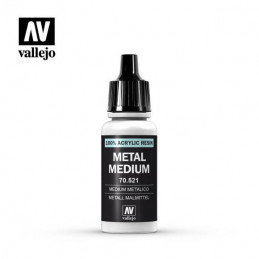 Vallejo   Medium Metal -...