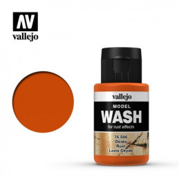 Vallejo   Model Wash  Oxido...