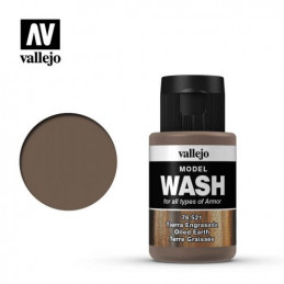 Vallejo  Model Wash  Tierra...
