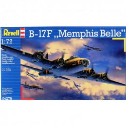 Revell  1/72  B-17F...